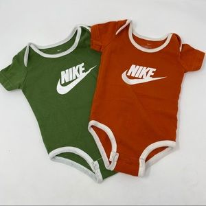Baby Boy Nike One Piece Bodysuits